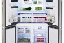 Coole Kühlschränke - Cool Fridge / Kühlschränke abseits der Mainstream Küche - bunt, besonders, big: auf alle Fälle echt cool.
