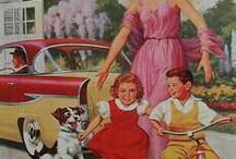 Vintage cards / by Judy Gatewood