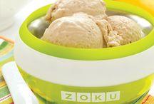 Ice Cream and slush