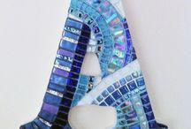 Mosaic Much? / Mosaics  / by Arlene Randolph