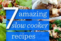 slow cookin / by Tirza Asbell