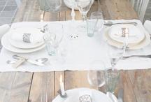 *Les jolies tables*