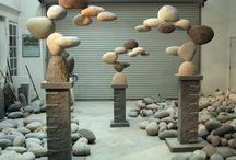 dekoracje z kamieni