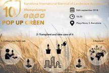 POP UP GREEN - 2018