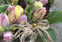 spring arrangement inspiration