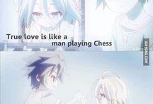 """No Game No Life"""