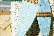 Beach dekoracie
