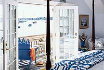 Beach cottage decor / by Kathy Thompson