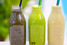 Healthy Smoothies / Recipes for healthy healing smoothies