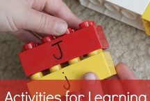 Toddler & Preschooler - Fun Learning Activities