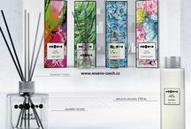 ESSENS HOME PERFUME - luxusní interierové vůně / Jedinečné parfémy pro váš interiér ve formě elegantních aroma difuzérů. více: http://www.essens-czech.cz/essens-produkty/essens-home-perfume-interier-interierove-vune/