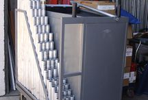 Custom Made Carts / Custom made Film Industry Carts for The Television & Motion Picture Industries