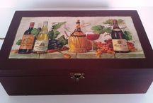 Caixa Vinho