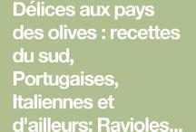 Ravioles de langoustines