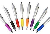 Penner og blyanter