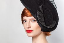 Carole Wadham Millinery / I recently worked with Carole Wadham on her blog, press release, look book and promo images...here's a few of the results. Photography by Chris Daw.