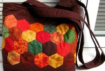 Bags and Accessories / Bags, scarves, and other accessories that can be created using our die cutting system