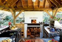Pizza Ovens / Outdoor living / by Jane Reimer