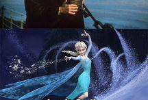 Elsa / Ulubiona postać z filmu animowanego