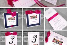 Zaproszenia ślubne folkowe / Zaproszenia i dodatki ślubne w stylu folk. http://www.kartkaodciebie.com.pl/zaproszenia-na-slub-fokowe-piekne.html