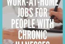 Work for people with chronic illnesses