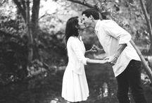 He*she / Love . Passion. He & she