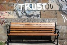 Trust / We cannot let others love us unless we trust them.