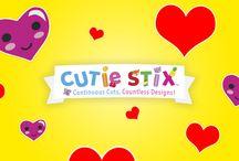 Cutie Stix Holidays!