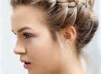 Summery hairstyles