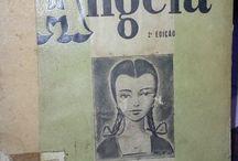 Âmgela - Manoel Madruga - Autografado / Raríssimo livro de Manoel Madruga - Autografado Ângela - Novela 2º Edição de 1956 Acesse: http://goo.gl/0DHZtl