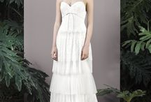 MY ESSENTIALS. INMACULADA GARCIA'S 2017 COLLECTION / Inmaculada García's 2017 new collection ''HANAMI'' is inspired by the flowering of cherry trees as a tribute of life.