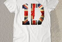 One Directions 1D t-Shirt