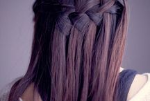 Hairstyles / by Talia Flanagan