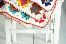 Couvertures En Crochet