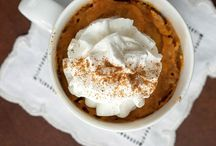Vegan ''in a mug'' recipes