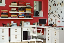 Stay Productive: Home Office Ideas / by Kelly Xavier