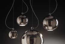 Matrioške, Bolle e Cipolle / A new line of suspension lamps in ceramic. The power of light, in a unique design, processed with the luster technique.