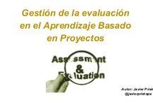evaluación por proyectos