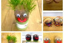 Plants activity for kids