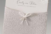 Partecipazioni e Inviti Matrimonio / Comunicare con classe il matrimonio: partecipazioni, inviti, menù .....
