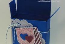 Boxes 1 / by Linda Santy