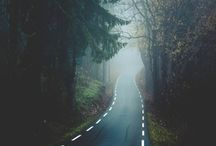 Remote roads