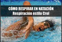 Nadar técnica