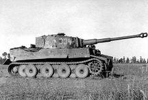 戦車 Tanks