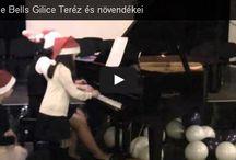Karácsonyi Meglepetés műsor a pomázi Teleki-Wattay Művészeti Iskolában / M. Gilice Teri és zongorista növendékei Áldott Békés Karácsonyt és Boldog Új Esztendőt kíván mindenkinek   Karácsonyi Meglepetés műsor a pomázi Teleki-Wattay Művészeti Iskolában 2014. december 18-án.  https://www.youtube.com/watch?v=5U9S8YV5glU