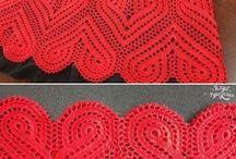Kırmızı kalp elbise