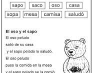 Lecturas silabas