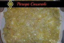 Casserole s / by Jennifer Belka Gavril