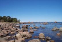 Eastland, Estland, Estonia and Gotland / Beauty all around me east of Stockholm  including Sankt Petersburg 700 km away
