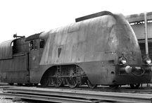 Trains & Locomotives